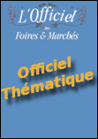 Couverture édition papier de l'Officiel Thématique